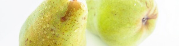 December is National Pear Month!
