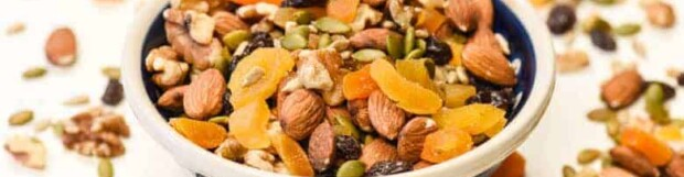 Nuts About Trail Mix