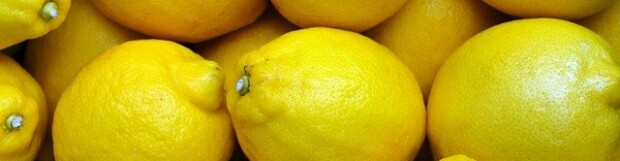 National Lemon Juice Day