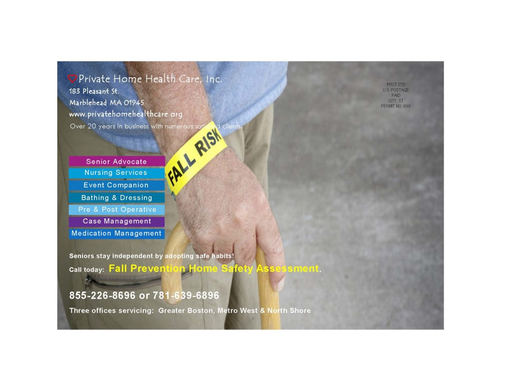 Fall Prevention Home Safety Assessment